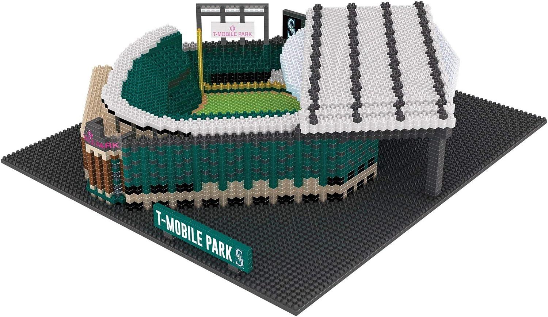 Collectible Official Baseball Stadiums FOCO MLB 3D BRXLZ