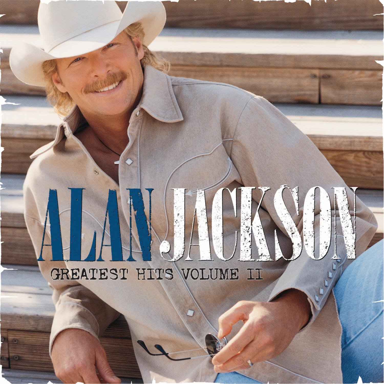 CD : Alan Jackson - Greatest Hits, Vol. 2: and Some Other Stuff (CD)