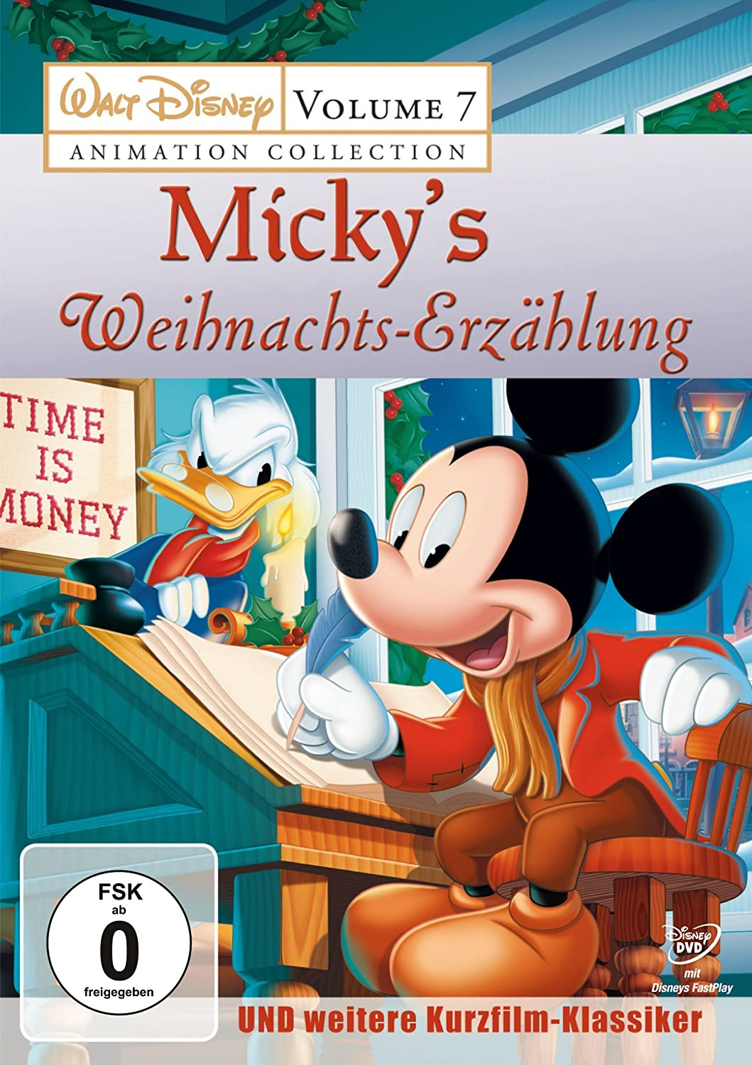 Mickys Weihnachts-Erzählung: Amazon.de: Mickey Mouse, -: DVD & Blu-ray