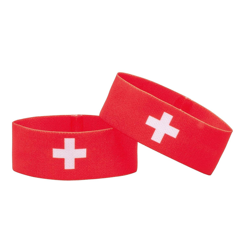 /Taglia L Fanlets Fan di bracciali Svizzera/