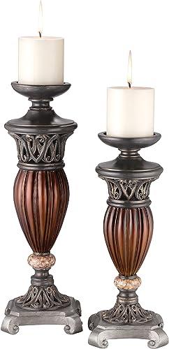 OK Lighting Candle Holder Set
