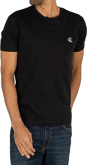 Calvin Klein CK Essential Slim tee Camisa para Hombre: Amazon.es: Ropa y accesorios