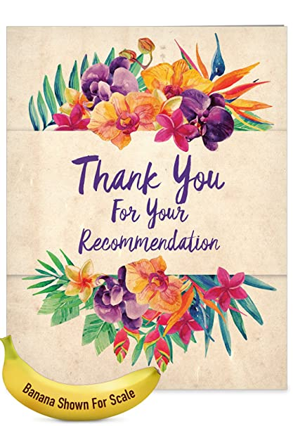 Amazon j6258ttg jumbo teacher thank you greeting card j6258ttg jumbo teacher thank you greeting card recommendation appreciation gratitude for suggestions of any shape m4hsunfo