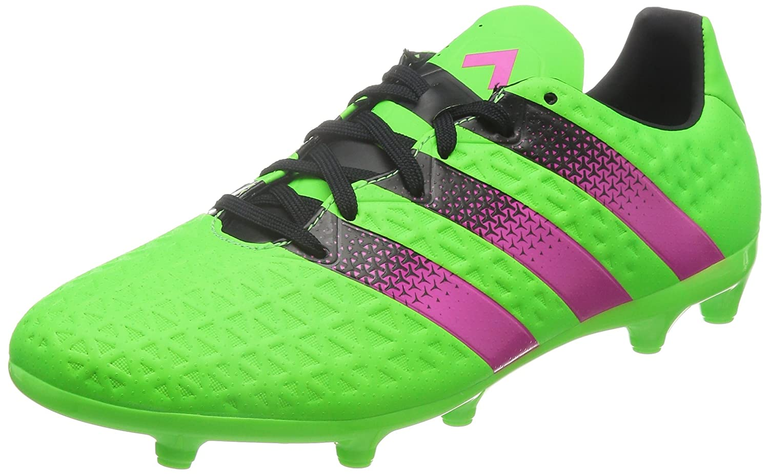 online store 6f886 574dc Adidas Men's Ace 16.3 FG/AG Firm Ground Soccer Shoe Green