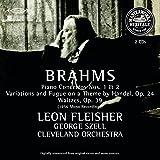Brahms : Concertos pour piano N° 1 & 2 [Import anglais]