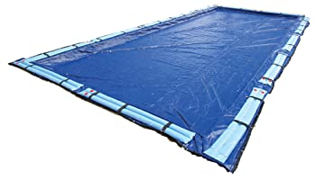Blue Wave Gold Rectangular In Ground Pool Cover