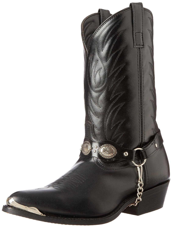 Laredo Men's Tallahassee Western Boot B000A1H9OY 13 3E US|Black