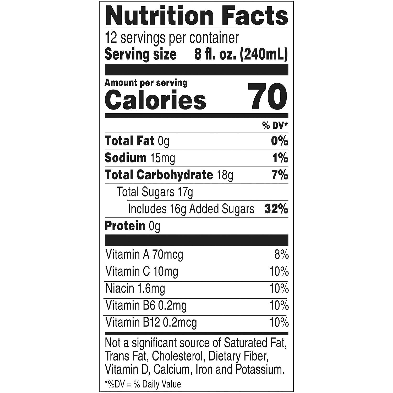 Amazon.com : V8 Splash Berry Blend, 96 oz. Bottle (Pack of 4) : Grocery & Gourmet Food