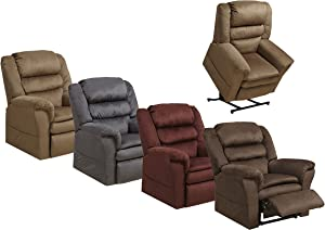 Catnapper Power Lift Recliner with Pillowtop Seat