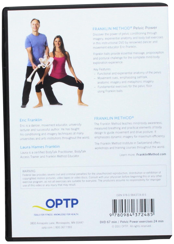 Amazon.com: Franklin Method Pelvic Power DVD (925DVD): Optp: Movies & TV