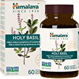Himalaya Holy Basil / Tulsi, for Natural Stress & Anxiety Relief, 720 mg, 60 Capsules, 1 Month Supply