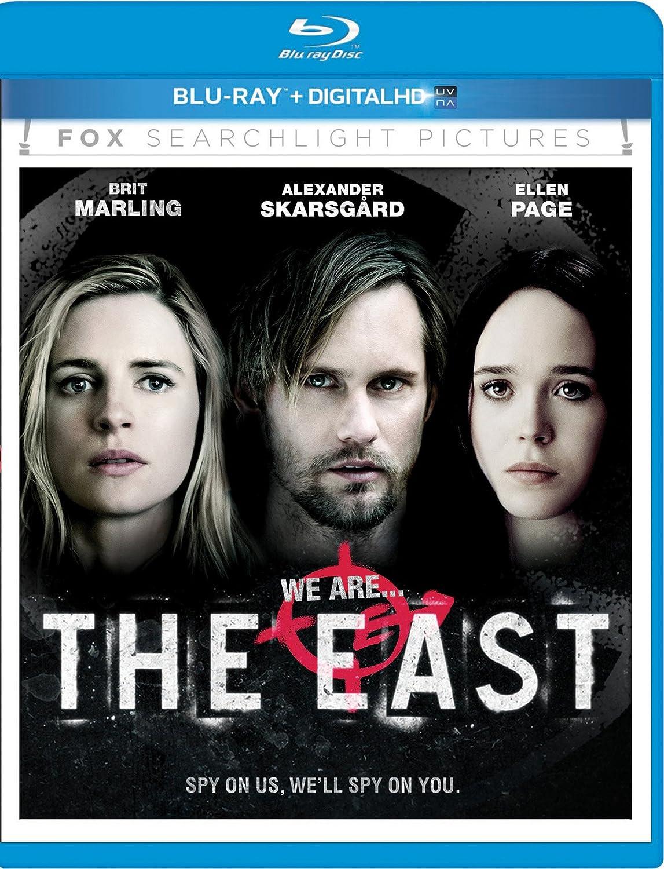 The East (Bilingual) [Blu-ray] Ellen Page Brit Marling Alexander Skarsgard Action & Adventure