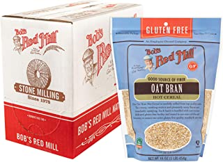 product image for Bob's Red Mill Gluten Free Oat Bran, 16 Ounce (Pack of 4)