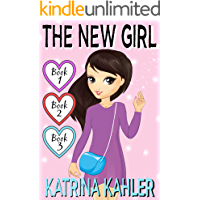 The New Girl - Books 1, 2 & 3 (The New Girl Boxset)
