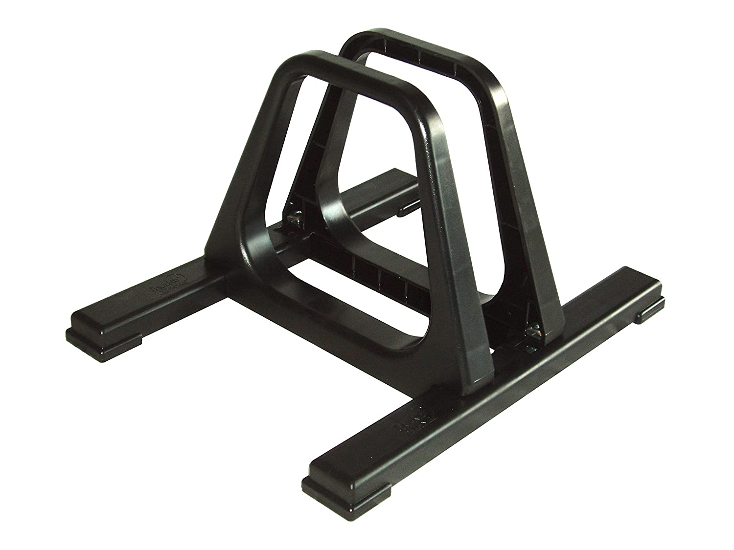 gearup The Grand Stand Single Bike Floor Stand Black Gear Up Inc 37010