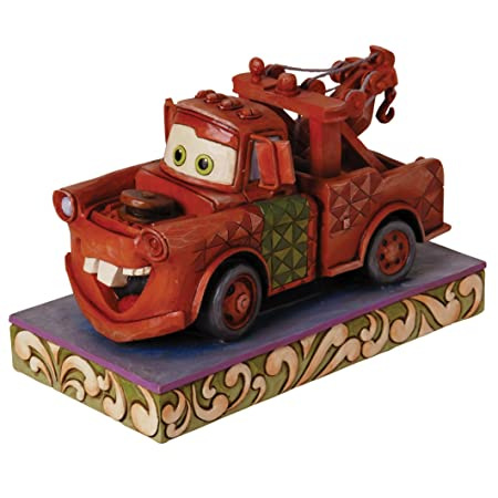 Enesco Disney Traditions by Jim Shore Mater Figurine, 4-1 2-Inch