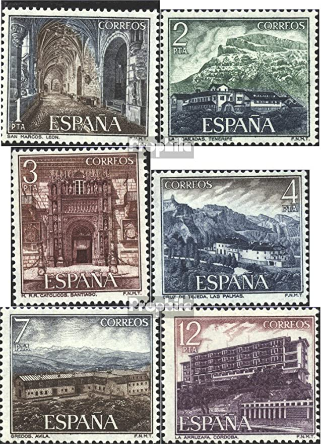 Prophila Collection España 2227-2232 (Completa.edición.) 1976 ...