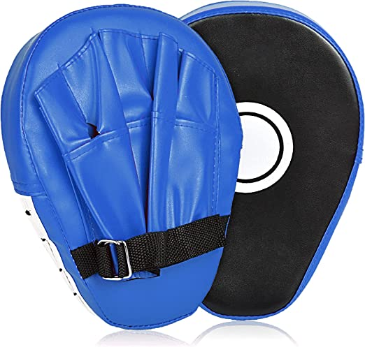Boxing Gloves and Focus Pad set for training boxing MMA Fighting by HMH® Sports