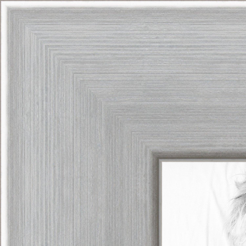 フォトフレーム エスプレッソウォールナット幅2インチ 7 x 17