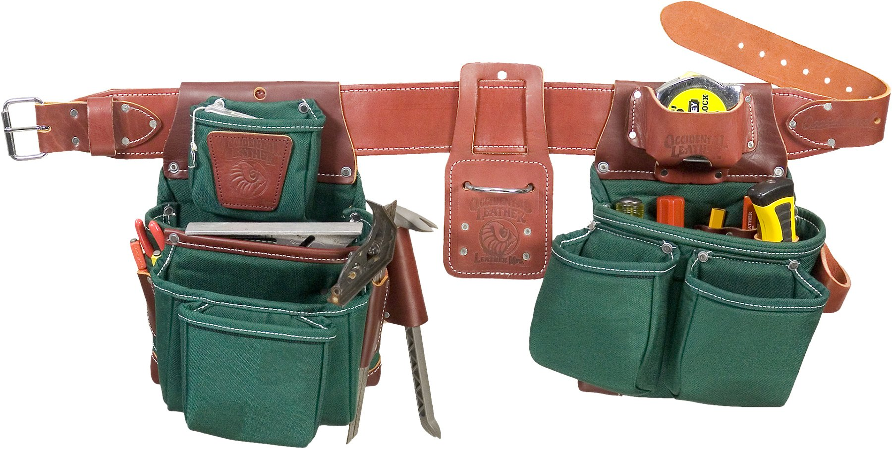 Occidental Leather 8089 SM OxyLights 7 Bag Framer Set