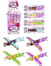Henbrandt 12 Fairy Poly Gliders (4 ASSTD DESIGNS)