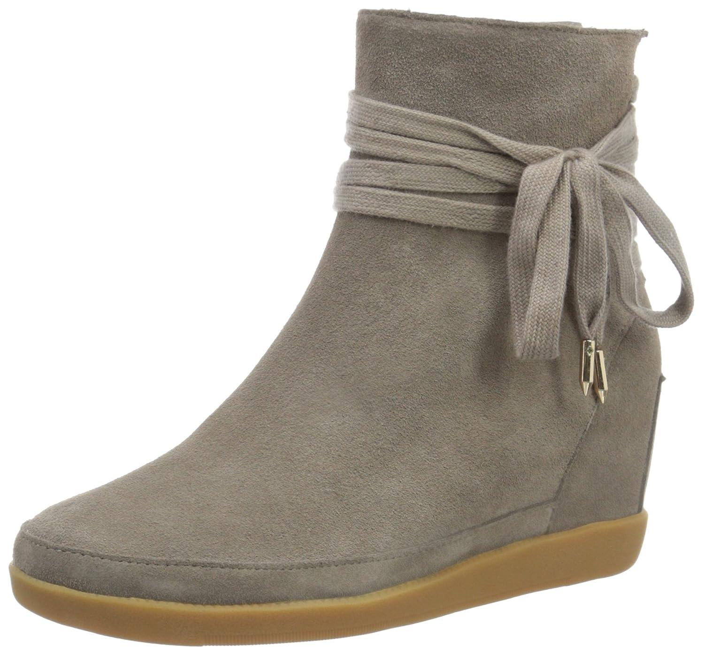 Schuhe The Bear Damen Emmy Star S Kurzschaft Stiefel