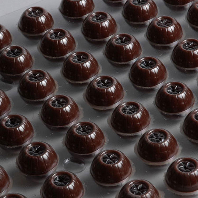 Callebaut Dark Truffle Shells - Conchas / Bolas Huecas Trufas de Chocolate Negro (504 piezas) 1,36kg: Amazon.es: Alimentación y bebidas