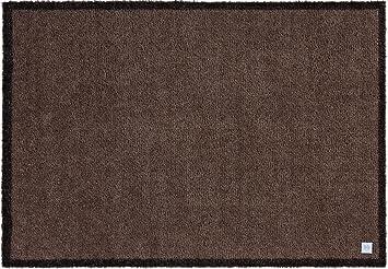 Favorit Barbara Becker Fußmatten BB Touch sandy brown 50 x 70 cm braun IC47