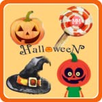 My Halloween Photo Sticker