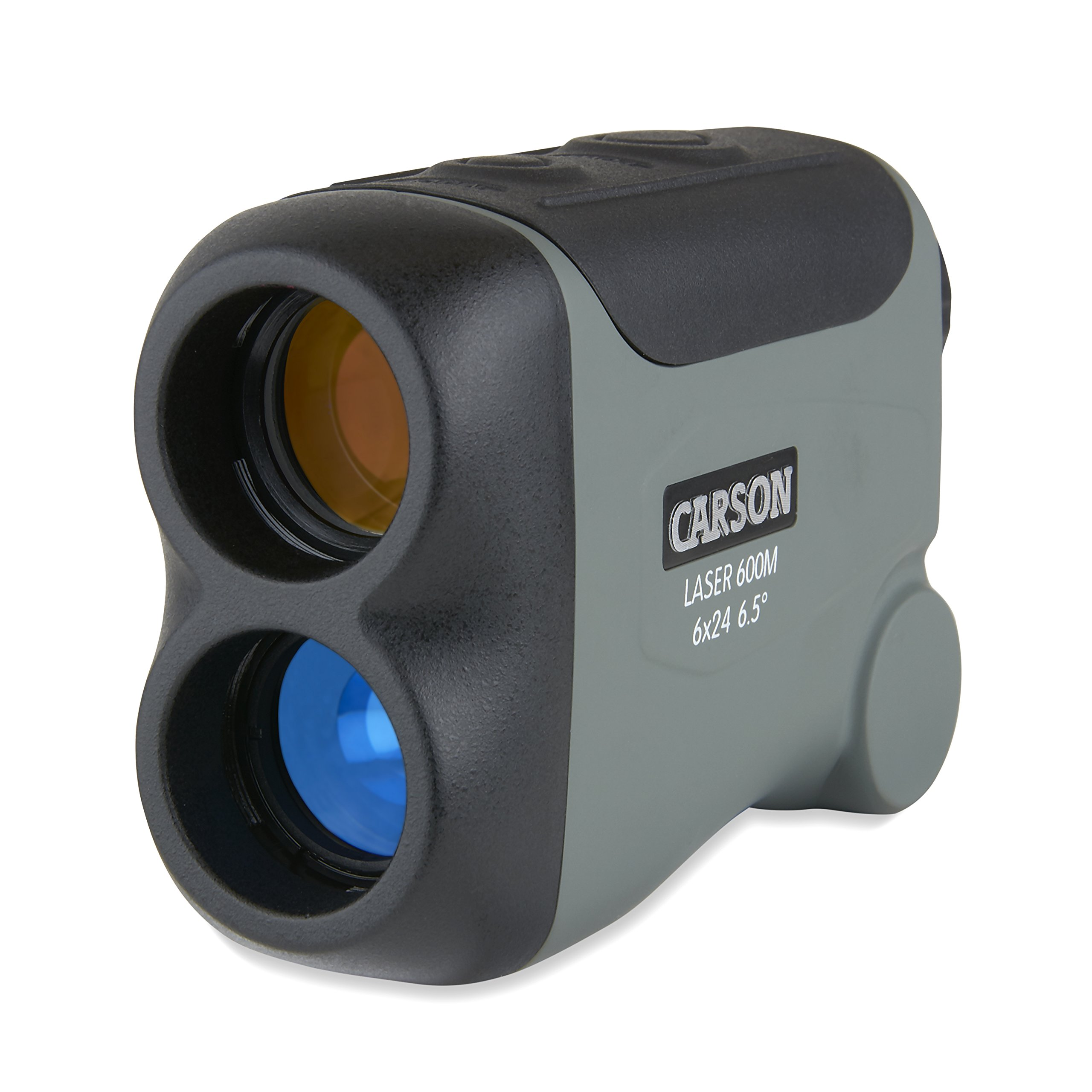 Carson Litewave 650 Yard Laser Rangefinder for Hunting, Golf, Engineering Surveys, Construction, Racing, Archery and More (RF-650)