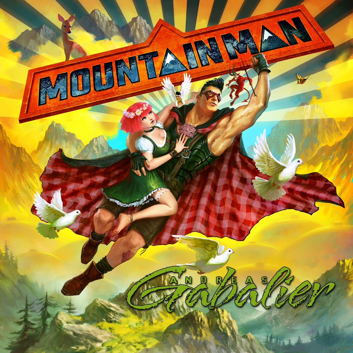 Mountain Man Andreas Gabalier Amazonde Musik