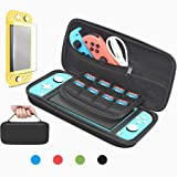 Carrying Case for Nintendo Switch Lite,Hard Shell