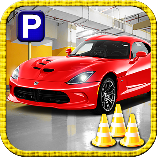 Sports Car High School Driving Test   Parking Game