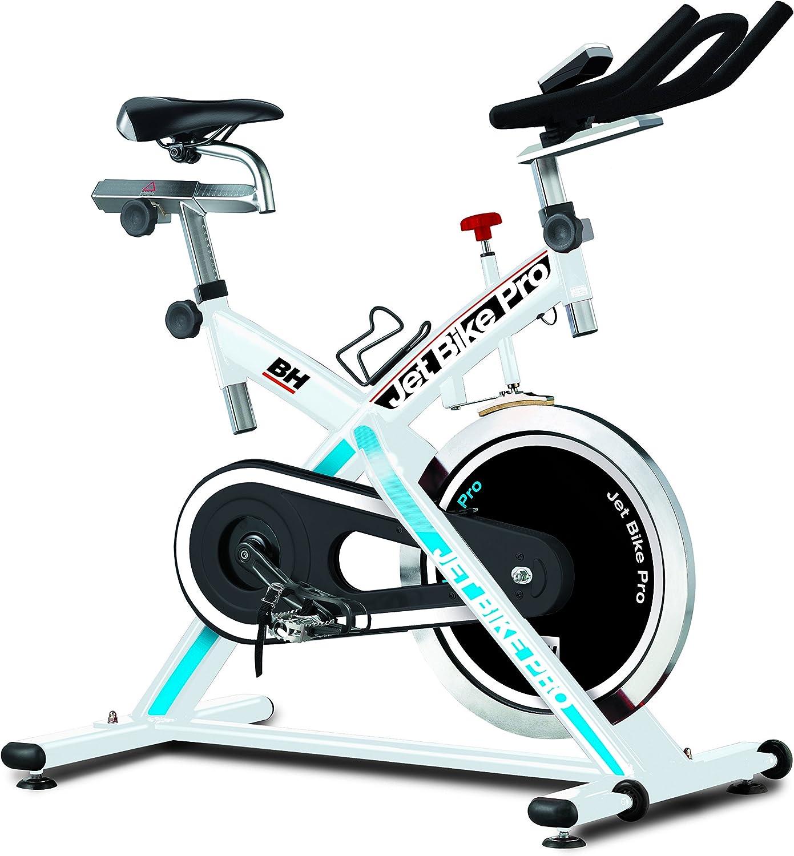 BH Fitness Indoorcycling Jet Bike Pro - Bicicletas estáticas y de ...