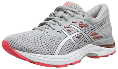 the latest 061dc 5f562 ASICS Gel-Flux 5, Chaussures de Running Femme, Gris (Mid Grey