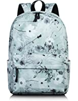 Leaper Cute Thickened Canvas School Backpack Laptop Bag Shoulder Daypack Handbag