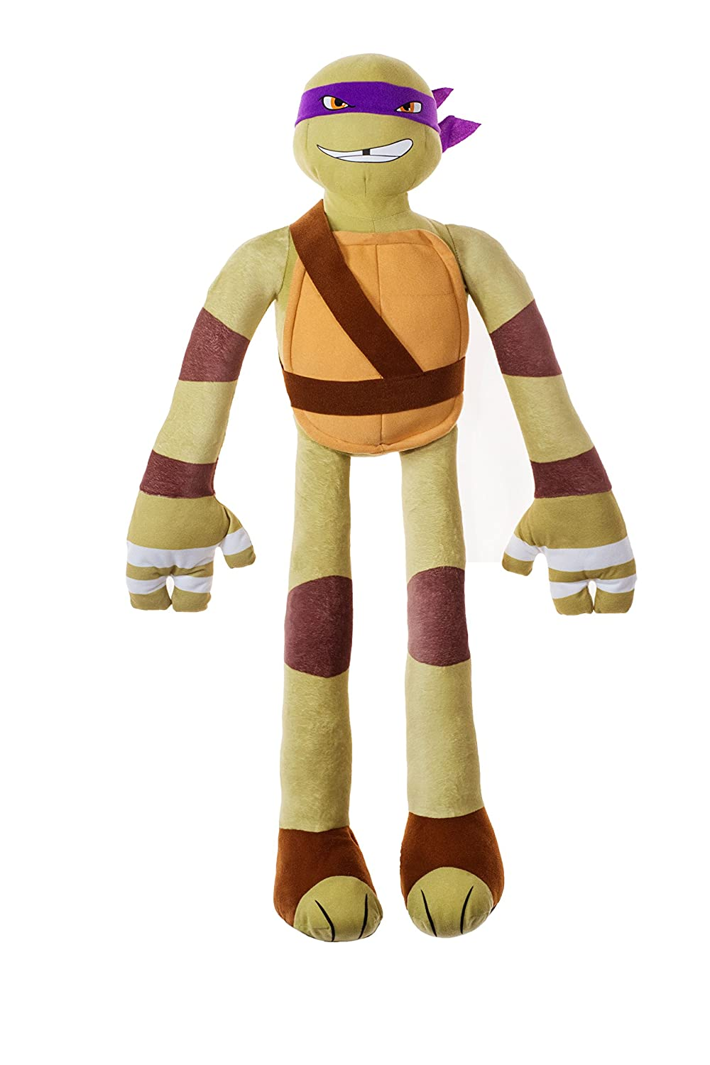 Stretchkins Teenage Mutant Ninja Turtle Donatello Life-size Plush Toy