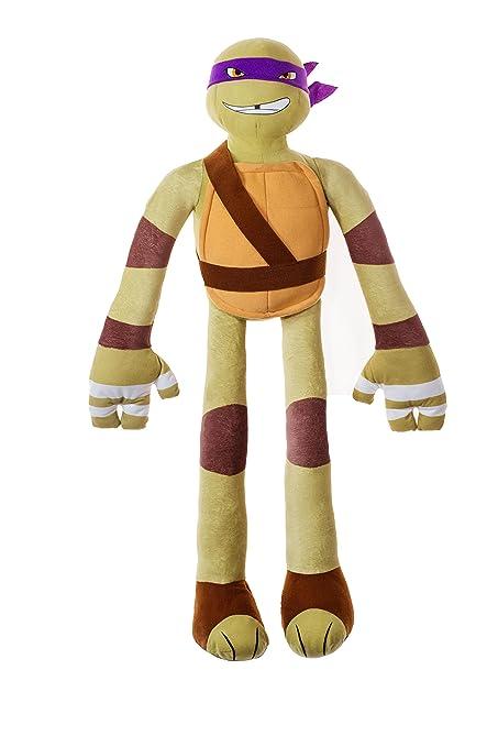 Stretchkins Teenage Mutant Ninja Turtle Donatello Life-size Plush Toy