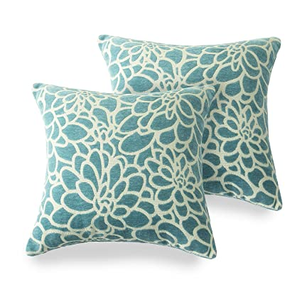 Zippered Decorative Pillow Covers