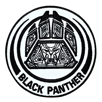 Black Panther Superhero Symbols