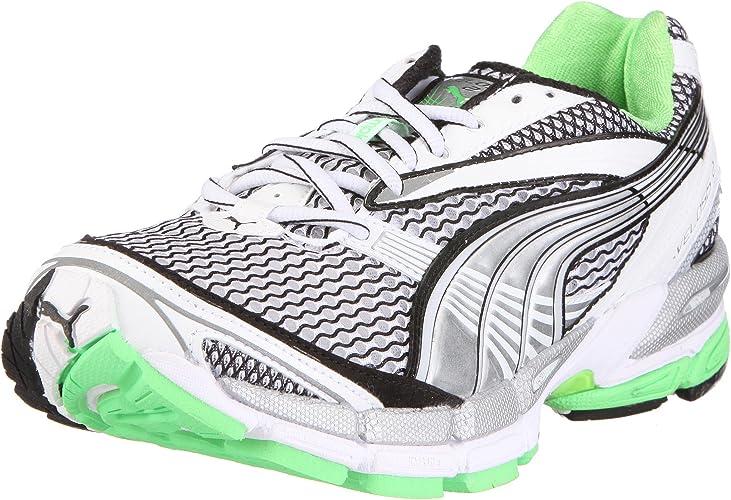 arco águila Cubeta  PUMA Complete Velosis 2 Men's Running Shoes 184717 02 White Size: 6:  Amazon.co.uk: Shoes & Bags