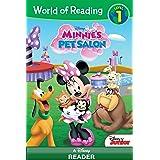 World of Reading Minnie: Minnie's Pet Salon: Level 1