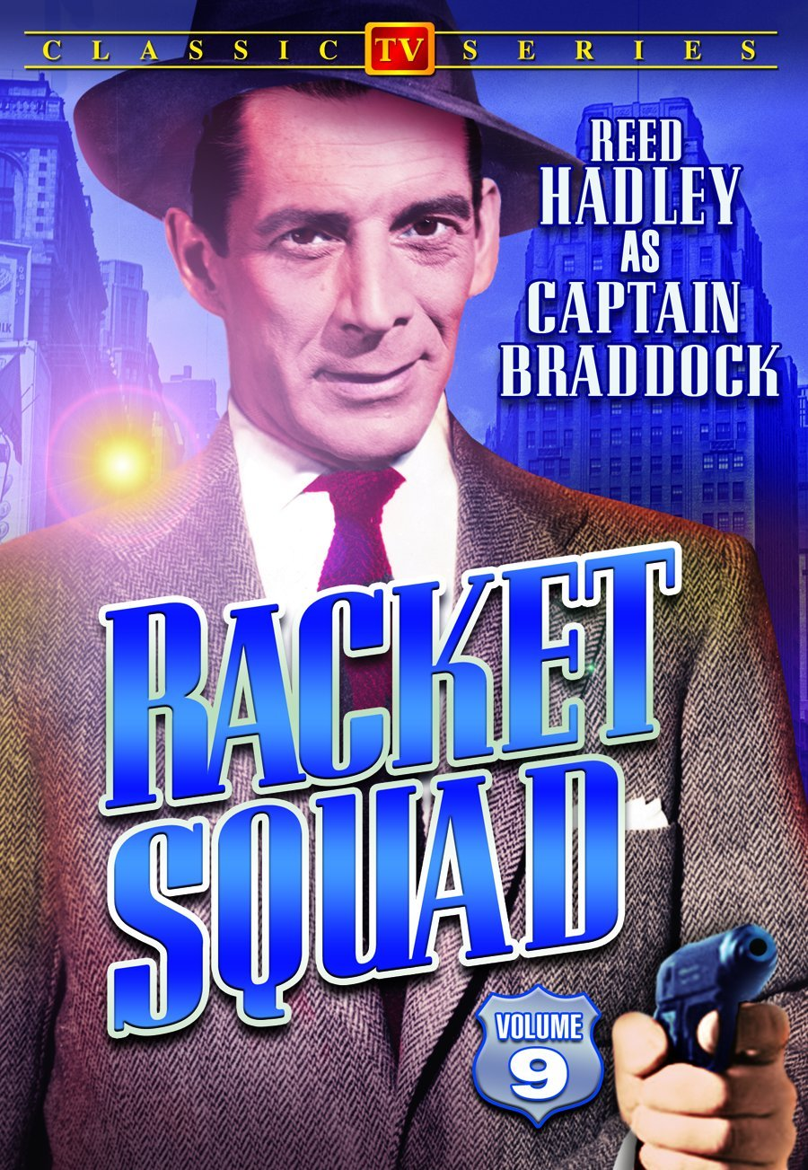Racket Squad, Volume 9 by Alpha Home Entertainment