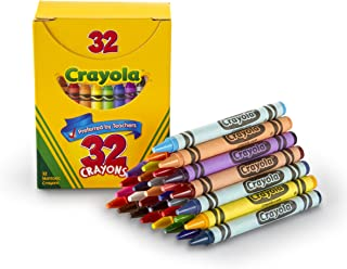 product image for Crayola Crayons, Assorted Colors, Art Tools for Kids, 32 Count
