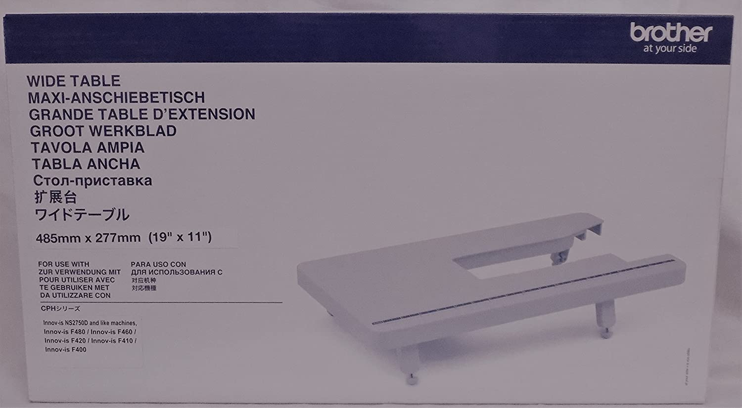 Brother Extension Table WT14