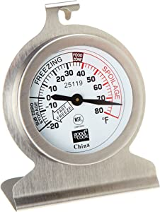 Good Cook Classic Fridge Thermometer NSF Approved