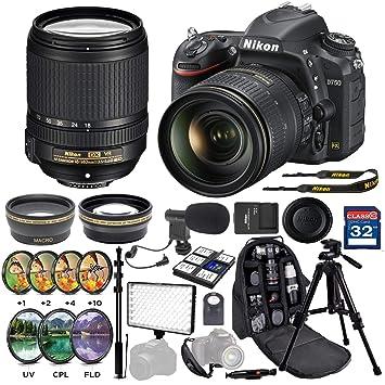 Amazon.com: Nikon D750 - Cámara réflex digital de 24,3 MP ...