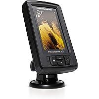$139 » Humminbird 410160-1 PIRANHAMAX 4 DI (Down Imaging) Fish Finder, Black