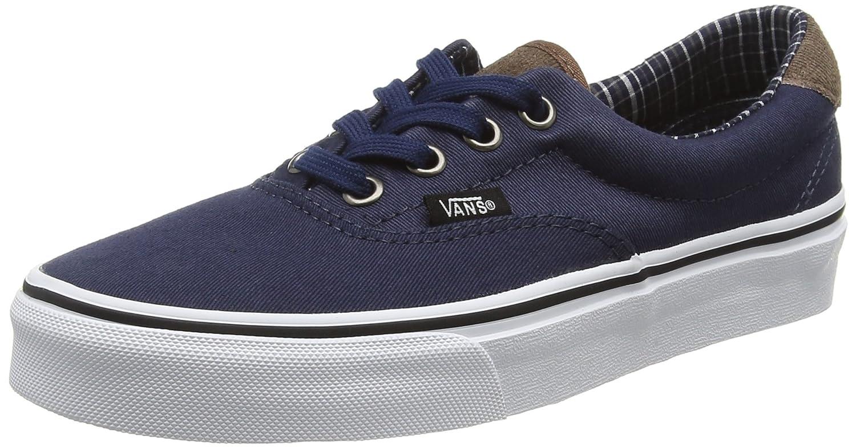 Vans Unisex Era 59 Skate Shoes B00RPP76FU 7.5 D(M) US|Dress Blues