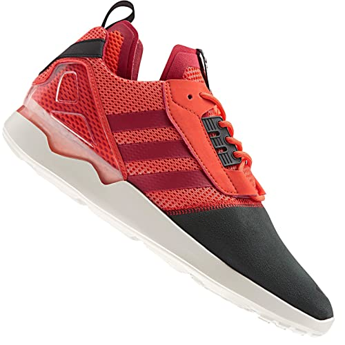 big sale df5e6 25b6c adidas - ZX 8000 Boost Shoes - Semi Solar Red - 7.5